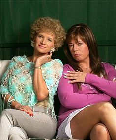 Kath & Kim stars Jane Turner and Gina Riley have confirmed they will return to the small screen ahead of the release of their film later this year. Kim Meme, Kim Tv, Send In The Clowns, Bad Fashion, Toot, Pride And Prejudice, Best Tv, Favorite Tv Shows, Aussies