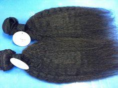 6A Peruvian virgin hair kinky straight!! New arrival 100% human hair high quality on www.sishair.com. Want to know more details pls email us Peruvian Hair Weave, 100 Human Hair, Virgin Hair, Weave Hairstyles, Kinky, Hair Styles, Cute, Fashion, Moda