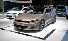 Volkswagen Scirocco 2014 || face lift || Geneva