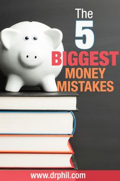 Are you making one of these 5 BIG money mistakes?
