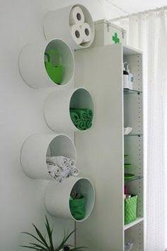 Des astuces de rangement très utiles pour maintenir votre maison en ordre