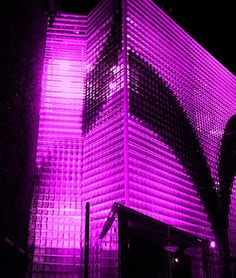 Philips lights up Ceneval, Mexico   Breast Cancer Awareness 2013   Light It Pink