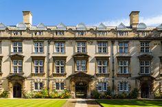 Fellows Building Christs College University of Cambridge Cambridge England United Kingdom http://www.alamy.com/mediacomp/imagedetails.aspx?ref=GEDM9C