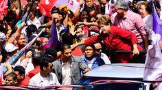Em SP, Dilma enrola sobre Correios. Eironizaação do PSDB - Brasil - Notícia - VEJA.com