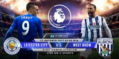 Prediksi Leicester City vs West Brom 17 Oktober 2017