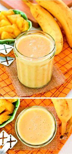 almond, banana, dessert, juice, milk, peeles, pineapple, recipes, smoothie