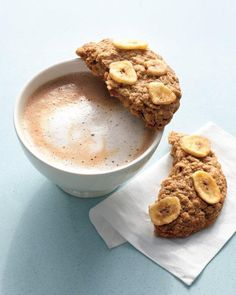 breakfast cookies More Breakfast or More Cookie, check out the Recipe & tell us! #bedandbreakfast