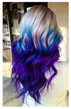 #Púrpura