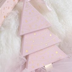 this charming little Under The Christmas Tree set takes the starring role in the holiday Christmas Tree Set, Pink Christmas, Christmas Wrapping, Christmas And New Year, Christmas Decorations, Princess Makeup, New Year Wallpaper, Pink Paper, Favorite Holiday