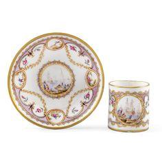 Tea Cup Set, Tea Cup Saucer, Antique China, Vintage China, Teapots And Cups, Teacups, Pink Cups, Tea Art, China Patterns
