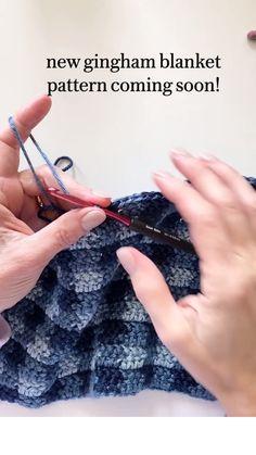 Crochet Daisy, Crochet Quilt, Afghan Crochet Patterns, Knit Or Crochet, Cute Crochet, Crochet Motif, Crochet Designs, Crochet Crafts, Simple Crochet Patterns