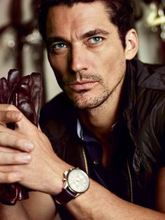 Those eyes. That mouth. That sculpted face...oh, my. No wonder David Gandy is the inspiration for the alpha hero Grant in the erotic romance The Talented Mr. Maxwell. Don't miss it! http://www.amazon.com/Talented-Mr-Maxwell-Julia-Harlow-ebook/dp/B00W6ACYYC/ref=sr_1_1_twi_kin_1?ie=UTF8&qid=1460335067&sr=8-1&keywords=the+talented+mr+maxwell