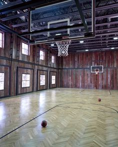 With March Madness in the air, be the coolest parent ever or live out your own hoop dreams with a slammin' basketball court