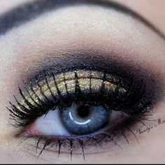 Glitzy New Year Holiday Look