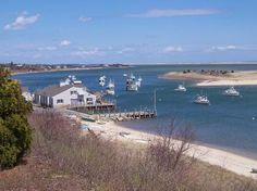 Chatham Harbor.