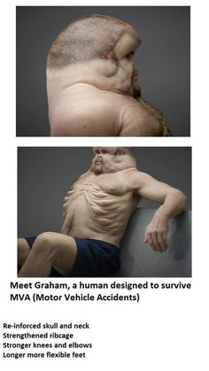 The TAC (Transport Authority in Victoria Australia...sort of like the DMV in the USA) have launched Graham, designed to ...