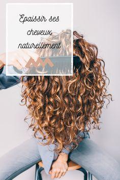 Diy Beauty, Beauty 101, Beauty Hacks, Wavy Hair, New Hair, Natural Hair Care, Natural Hair Styles, Natural Cosmetics, Afro Hairstyles