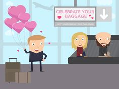 Celebrate Your Baggage This Weekend!
