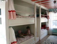 Nighty Night: Kids' Sleep Solutions for Small Homes