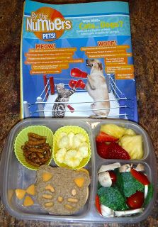 Nat Geo Kids Cat lunch