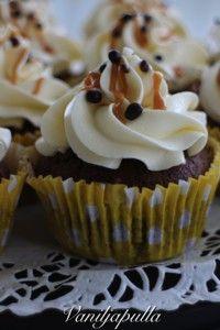 Vegaaniset mokkapalat (maidoton ja munaton) - Vaniljapullan keittiössä - Vuodatus.net - Desserts, Food, Tailgate Desserts, Deserts, Essen, Postres, Meals, Dessert, Yemek
