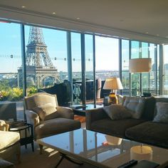Paris Apartments, Through The Window, France, Outdoor Furniture Sets, Outdoor Decor, Beautiful Hotels, Cafe Restaurant, Dream Vacations, Sweet Home