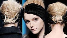 Hair band  Fendi