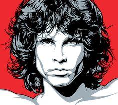 Jim Morrison Madonna Leonardo DiCaprio Megan Fox Bruce Lee Björk Seth Rogan Door Mel Marcelo