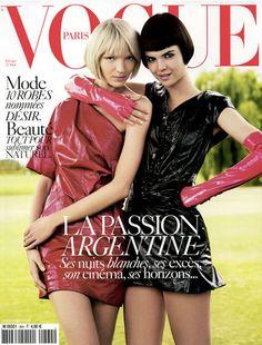 Vogue Paris Febrero 2006