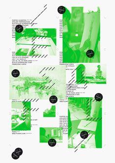 ESAFC / École Supérieure d'Art Françoise Conte / Julien Lelièvre www.julienlelievre.com