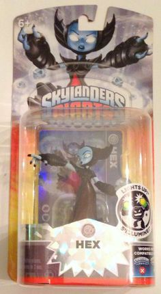 Activision Skylanders Giants Lightcore Hex