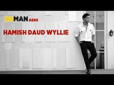 DA MAN ASKS - Hamish Daud Wyllie