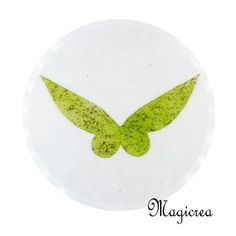AILES FEE 6.5 CM VERT DORE - Boutique www.magicreation.fr