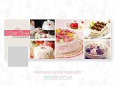 diy facebook cover package facebook timeline cover and profile