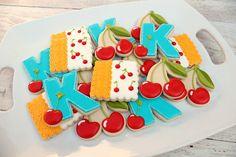 Krysta's Cherries by SweetSugarBelle, via Flickr