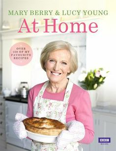 Mary Berry at Home is filled with Mary's favourite dishes, which she cooks for family and friends every day.