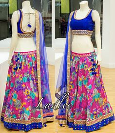 Fjvz Pakistani Dresses, Indian Dresses, Indian Outfits, Choli Designs, Lehenga Designs, Indian Look, Indian Ethnic Wear, Indian Skirt, Lehnga Dress