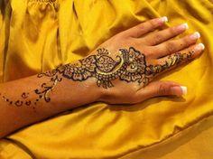 Arabic henna for EID