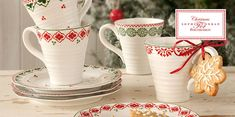 Enter to win a Set of 4 Sophie Conran Christmas Mugs from Portmeirion Group.   http://virl.io/rKnUZzJF