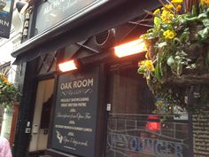 Here's one of my favourite London pubs. Wonderful scotch eggs and BN Thermic patio heaters!