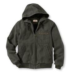 Men's Katahdin Iron Works Hooded Jacket