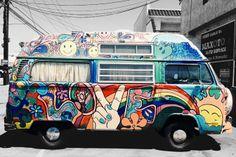 hippie tattoo 197525133630304033 - + keep the sixties alive + Source by msevaga Vw Hippie Van, Hippie Camper, Vw Camper, Hippie House, Hippie Vibes, Vw Bus T2, Volkswagen Bus, Vw T1, My Dream Car