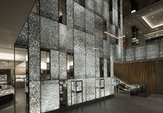 Retail Directory, Tiffany Tokyo | Interiors | Wallpaper* Magazine | Wallpaper* #fashiongame #fashion