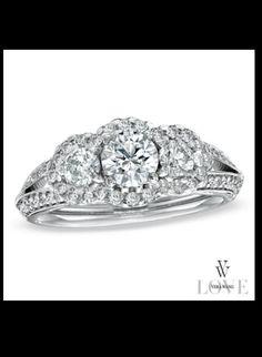 Vera Wang ring