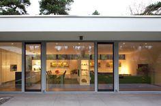 Finde moderne Häuser Designs: Bungalow. Entdecke die schönsten Bilder zur Inspiration für die Gestaltung deines Traumhauses.