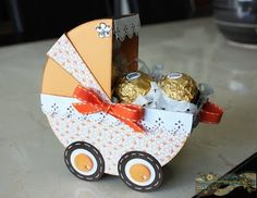 Baby carriage - Crafty Little Bee