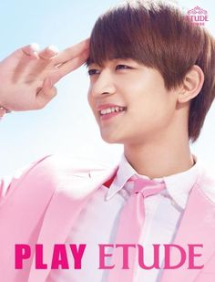 Minho: Something about him that managed to make all girls scream. Korean Makeup, Korean Skincare, Shinee Debut, Shinee Minho, Promotional Model, Choi Min Ho, Etude House, Korean Celebrities, Love Of My Life