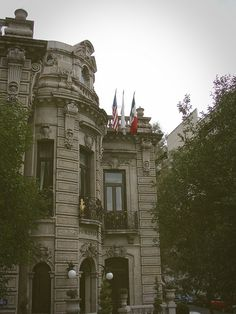 Mexico City Architecture - Ciudad de México (Day 1) by mikeedesign, via Flickr
