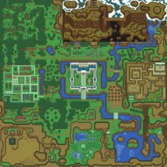 Zelda maps printed on synthetic silk!  Do want!!