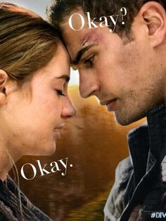 Wait... I'm confused? This is a fault in our stars reference with a divergent picture? Okay.... Okay..